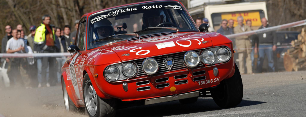 Lancia Fulvia HF 1300 by Officina Ratto