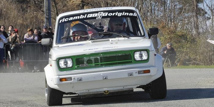 Preparazione Fiat 127