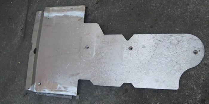 Paracoppa integrale Lancia Fulvia