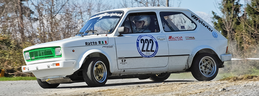 Fiat 127 Gr.2 by Officina Ratto